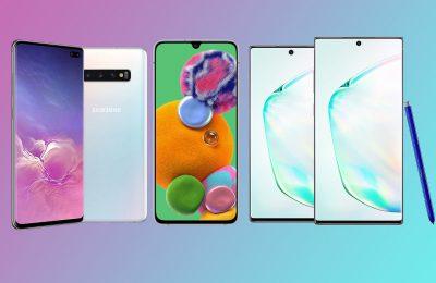 Meilleurs téléphones Samsung 2020: Quel modèle Galaxy devriez-vous acheter?